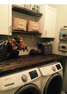 """Explore our web site for additional info on """"laundry room storage diy shelves"""". It is actually an excellent spot to learn more. Laundry Room Remodel, Laundry Room Cabinets, Basement Laundry, Farmhouse Laundry Room, Laundry Closet, Laundry Room Organization, Small Laundry, Laundry Room Design, Laundry Rooms"""