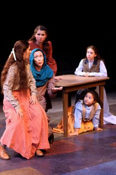 "Ephrata Performing Arts Center's ""Fiddler on the Roof"" runs from Dec. 5-21, 2013, at the Sharadin Bigler Theatre, 320 Cocalico St., Ephrata, PA. Call (717) 733-7966 for tickets."