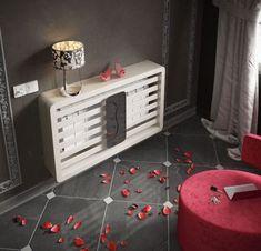 ▷ Cubreradiadores de Diseño: Calidad para tu Hogar ® Radiators, Home Appliances, Kids Rugs, Home Decor, Floral, Radiator Cover, Custom Furniture, Cover, Modern Design