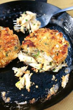 Recipe For Cajun Crab Cakes - If you can buy good lump crab, that's the easier way to go. This is a great recipe from James Beard book awards finalist!!