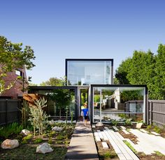 Size Redefined: House in Melbourne - DETAIL-online.com - the portal for architecture