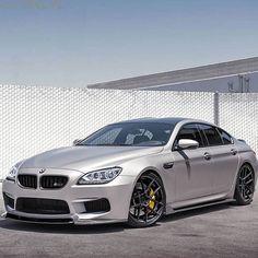 Clean #BMW M6 GranCoupe • Follow @modernballers @modernballers @modernballers @modernballers - pic by @the_roadrunnerss