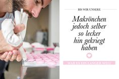 Jö Makrönchen / Macarons Hamburg / Café / Backstube