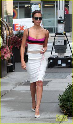 Jessica Alba: Narciso in New York!