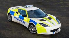 Los 10 coches de policía más espectaculares