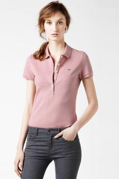 3391e44c475e Lacoste Short Sleeve Slim Fit Stretch Pique Polo   Short Sleeve Polo Shirt  Outfits