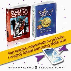 Lubisz Agnieszkę Stelmaszyk?  Kup najnowszą książkę i zgarnij ultranowoczesny tablet!  Wejdź na: www.AgnieszkaStelmaszyk.pl