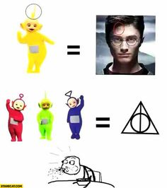 fun harry potter facts - Google Search
