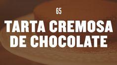 65 TARTA CREMOSA DE CHOCOLATE