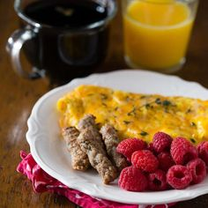 Breakfast sausage and eggs - You can't have breakfast without breakfast sausage. Breakfast sausage is our signature product at Jones Dairy Farm. Weuse the same ingredients that Milo Jones used more than 128 years ago when he started the company—pork, water, salt and spices. #certifiedpaleo #paleo