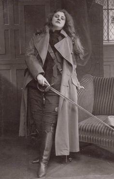 Edwardian Era, Edwardian Fashion, Vintage Fashion, Gothic Fashion, Character Inspiration, Character Design, Foto Art, Looks Cool, Vintage Photographs