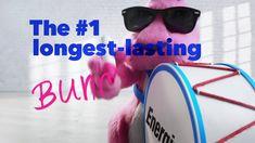 Energizer Bunny™ - Writing on the Lens Energizer Bunny, Lens, Writing, Music, Youtube, Musica, Musik, Klance, Muziek