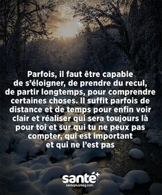 Tu es important depuis longtemps. Words Quotes, Love Quotes, Inspirational Quotes, Life Rules, French Quotes, Positive Attitude, Positive Affirmations, Cool Words, Quotations