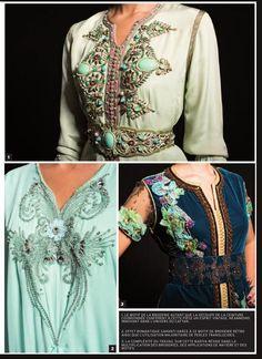 L'Officiel L'Intégrale Caftan, 300 pages dédiées au meilleur de la couture traditionnelle marocaine avec plus de 160 caftans exclusifs.