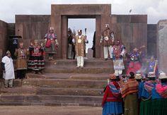 Rito andino dará inicio a una nueva celebración del Estado Plurinacional de Bolivia | Radio Panamericana
