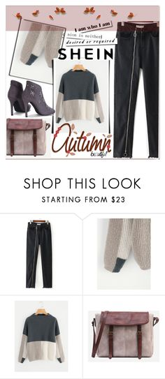 """Join contest, and win $30 coupon with Shein!!!"" by sena87 ❤ liked on Polyvore"