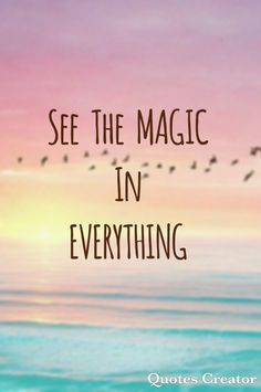 life is magical – Useful Information World – Motivational quotes Cute Quotes, Happy Quotes, Words Quotes, Positive Quotes, Motivational Quotes, Inspirational Quotes, Sayings, Qoutes, Magic Quotes