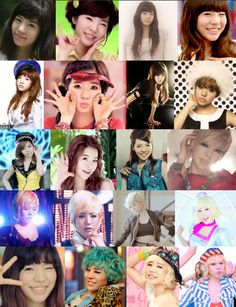 SNSD Sunny 2007-2013: ITNW, Kissing You, Baby Baby, Gee, Genie, Oh, RDR, Hoot, Mr. Taxi, Echo, Bad Girl, The Boys, Time Machine, Paparazzi, All My Love Is For You, Flower Power, Dancing Queen, IGAB, Love & Girls, Beep Beep