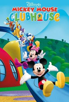 Mickey Mouse Clubhouse is an American animated television series, that premiered in prime time on Disney Channel on May The program was. Disney Junior, Disney Jr, Walt Disney, Mickey Mouse Clubhouse Videos, Mickey Mouse Clubhouse Invitations, Childhood Tv Shows, My Childhood Memories, Minnie Y Daisy, Minnie Mouse