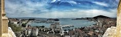 Panorama. Split. Croatia.
