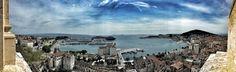 Panorama. Split. Croatia.
