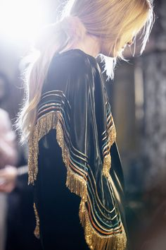 Fashion Backstage| Chanel Paris-Dallas, Pre-Fall 2014