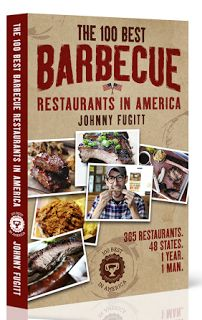 "Man Up: Tales of Texas BBQ™: ""The 100 Best Barbecue Restaurants in America"" (Johnny Fugitt) - Kerlin BBQ, a barbecue trailer on East Ceasar Chavez in Austin, is named best in America in the newly released The 100 Best Barbecue Restaurants in America book.  Franklin Barbecue, often considered America's best, is ranked 7th.  Black's Barbecue in Lockhart is ranked 11th and five other Austin area restaurants made the list of The 100 Best Barbecue Restaurants in America."