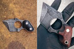Tanto Punch Knife By DG Blade Co. 2