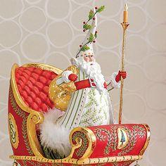 Patience Brewster Santa