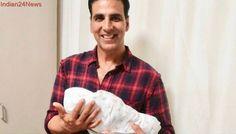 Akshay Kumar Shares First Pic Of Asin And Rahul Sharma's Daughter