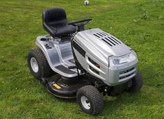 Choosing a Lawnmower