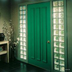 Image result for окна из стеклоблоков