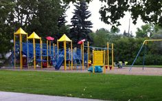 We even have Challengers in Canada! Bridgeland 9a Street Playground in Calgary.