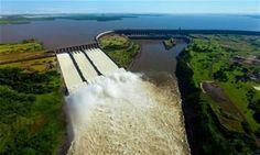 Produção de Itaipu atinge 8,5 mi de MWh em janeiro, melhor resultado para o mês