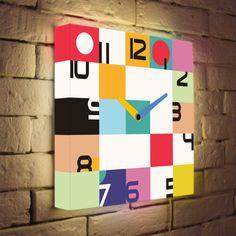 Материал: Ткань.              Бренд: PosterClock.              Стили: Поп-арт.              Цвета: Белый, Голубой, Красный, Оранжевый, Розовый, Синий.
