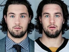 BEFORE AND AFTER: THROUGH THE EYES OF A PROFESSIONAL HOCKEY PLAYER by Josh Huskin
