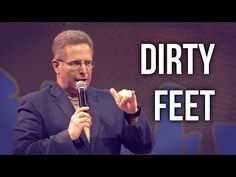 """Dirty Feet"" - Pastor Raymond Woodward - YouTube"