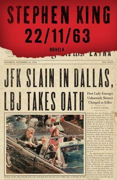 Alas de papel: 22/11/63, de Stephen King
