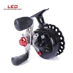 Hot Sale LEO Fly Fishing Reel DWS60 Left hand Right Hand Fishing Reel 4 + 1BB 2.6:1 65MM Fly Fishing Reel Wheel With High Foot #FlyFishingReels