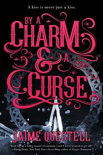7. By a Charm & a Curse by Jaime Questell - 4 stars. Review: http://eaterofbooks.blogspot.com/2018/01/review-by-charm-curse-by-jaime-questell.html