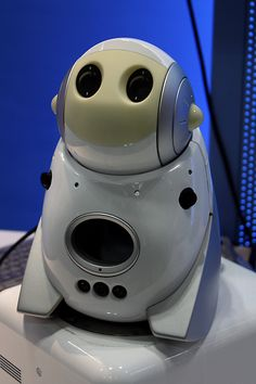 Papero-mini tele-collaboration robot