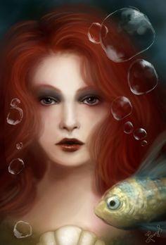 Mermaid Madness on Pinterest | Realistic Mermaid ...
