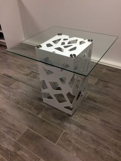 Steel Furniture, Industrial Furniture, Metal Sheet Design, Lampe Metal, Cnc Cutting Design, Sheet Metal Fabrication, Metal Facade, Laser Cut Steel, Metal Table Legs