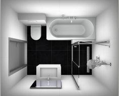 Whirlpool Kleine Badkamer : Luxe kleine badkamer kleinebadkamers category kleine