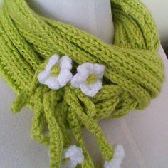 Nido verde con flores