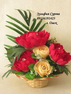 Gallery.ru / Фото #3 - Сладкие цветочные композиции - zulfiasurova