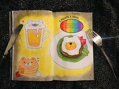 Create this book - Create a meal