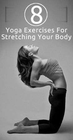 Yoga is all about stretching your body in different forms and meditation. When you see a book on yoga, all the pictures given are of yoga…