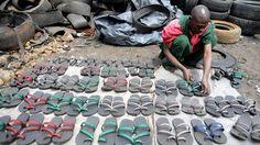 KENYA-ECONOMY-SANDALS
