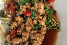 Chicken with Holy Basil Paste, 'Gai Pad Krapao' - ImportFood.com